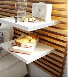 Diy Headboard With Shelves diy - this platform sofa was createdgenevieve dellinger as a
