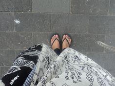 Batik Indonesia - Prambanan Temple