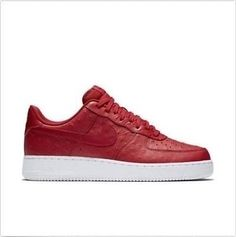 a370f7861616 New nike air force 1  07 lv8 men s gym red white 718152-603 sz 13