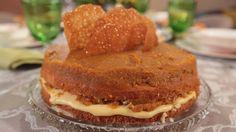 20 Kasım Nurselin Mutfağı Mersin'den Bal Kabağı Pastası Tarifi.