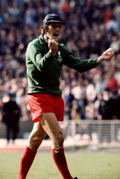 Ray Clemence's Liverpool FC career in pictures