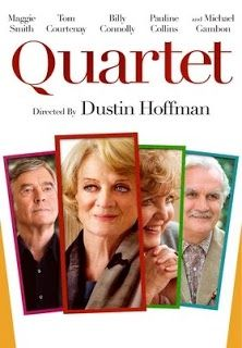 Quartet - Movies & TV (Is never too late to find love)  Enjoyed this so much - I must have for my very own.  Put this movie on your MUST SEE list at once!!!!!
