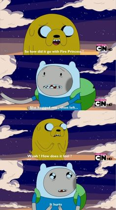 New Quotes Adventure Time Flame Princess Ideas Cartoon Memes, Cartoon Shows, Funny Images, Funny Photos, Adventure Time Flame Princess, Adventure Time Quotes, Adveture Time, Land Of Ooo, How Did It Go