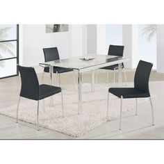 Global Furniture USA Sheba Side Chair (Set of 4). Even better deal. $343 for 4