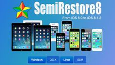 How to Restore an iPhone Without Losing iOS 5.x -8.x.x Jailbreak?