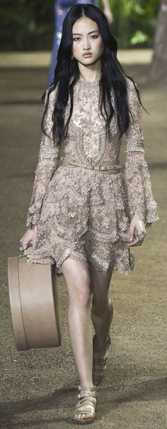 Elie Saab Spring 2016 Couture.