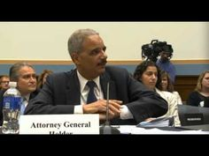 "Eric Holder to Rep. Louis Gohmert - ""You don't want to go there, buddy!"".... APR 18 2014 THE ARROGANCE OF HOLDER... NO WONDER OBAMA'S ADMINISTRATION AND THE GOVERNANCE OF AMERICA IS A MESS!"