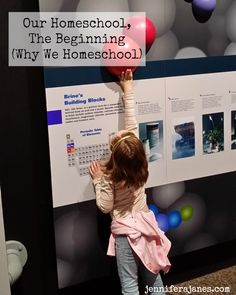 Why We Homeschool - jenniferajanes.com