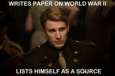 The best captain America meme I have ever seen