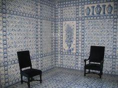chateau groussay tente tartare interior