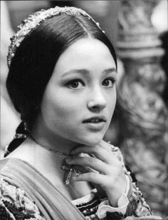How did I not know that actress Olivia Hussey (Juliet from 1968 version of Romeo and Juliet) is the mother of actress India Eisley (Underworld, My Sweet Audrina, I Am the Night) Olivia Hussey, William Shakespeare, Juliet Capulet, Leonard Whiting, India Eisley, Women Names, Divas, Romeo And Juliet, Classic Beauty