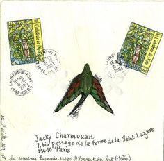 Art postalement votre Art postally yours: Mariette