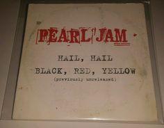 Pearl Jam Hail, Hail Australian CD!!!