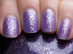 Nicole By OPI - One Less Lonely Glitter I have this polish and absolutly love it!!!