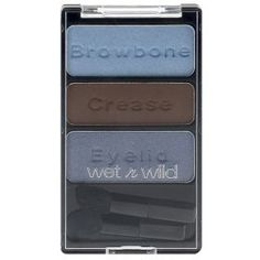 Wet n Wild cheaper eye shadow with designer color pallets. Dark Shades, Light Shades, Wet And Wild, Perfect Eyes, Iron Oxide, Color Pallets, My Beauty, Eye Color, Makeup Inspiration
