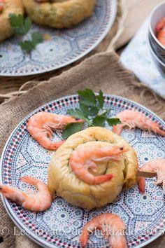 mhancha aux fruits de mer