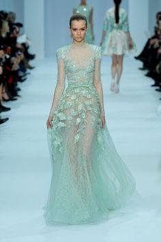 Christian Dior Mermaid Dress