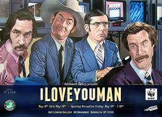 """I Love You Man"" Bromance Movie Art Gallery  - Anchorman"