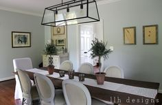 Images Of Dining Room Painted Wickam Grey