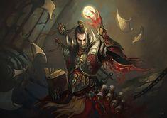 fanart-0083-full.jpg (1600×1131) - Wizard Diablo 3