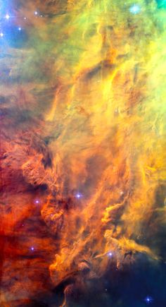 The Lagoon Nebula is known by a few other names: Messier 8, M8, and NGC 6523. This nebula is known as an emission nebula. It is one of only two star forming nebula that can be seen with the unaided eye in the northern latitudes. It is an interstellar cloud that is located in the Sagittarius constellation and it has an H II region. It was discovered by Guilliaume Le Gentil in 1747.