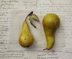 a pair of #pears