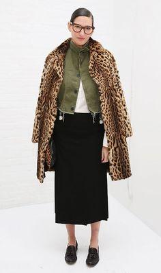 How to Dress Like a Total Fashion Boss, à la Jenna Lyons via @WhoWhatWearUK