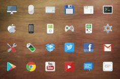 35 Brilliant Free Icon Sets for Designers