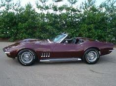 1969 Classic Corvette
