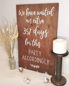 Write down your sheer joy and excitement of finally getting married on your welcoming signs with the help of some quirky quotes. Pc: Signed by Charlotte #weddingsign #captions #signage #wedding #indianwedding #sanitizer #decor #intimatewedding #indianweddingdecor #decoration #wittyvows #weddingdecor #weddingdetails Quirky Quotes, Home Wedding, Wedding Ideas, Indian Wedding Decorations, Write To Me, Wedding Signage, Decorating On A Budget, Vows, Wedding Details