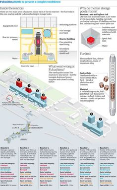 Fukushima nuclear power plant  [Earthquake, Fukushima, inside the reactors, japan, japan earthquake, japan earthquake 2011, Nuclear power, nuclear power plant, nuclear reactor, www.guardian.co.uk ]