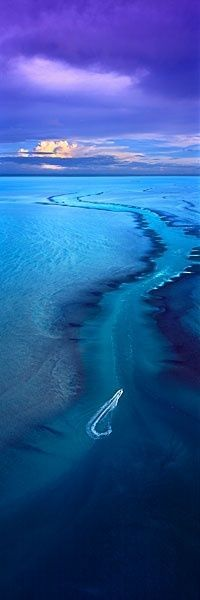 Ocean River, Montgomery Reef, Western Australia