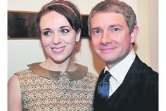 """Please read: """"Photos that were taken of Martin Freeman and Amanda Abbington's children with Benedict Cumberbatch are resurfacing again.  Please make sure that you do not repin the photo since Martin and Amanda both have asked people to take it down. """"   I am sure most of the pinners meant no harm and did not know better.  Please,as fans, let's respect their wish and try to prevent further circulation of this picture!"""