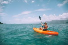 Kayaking Adventure with Shiseido Sports BB WetForce - Barefoot Blonde by Amber Fillerup Clark Boat Building Plans, Boat Plans, Kayak Pictures, Kayak Adventures, Quelques Photos, Summer Bucket, Summer Pictures, Adventure Is Out There, The Great Outdoors
