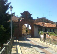 porta nord di Biella Piazzo