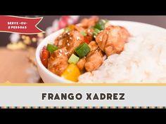 Frango Xadrez Fácil | Receitas de Minuto - A Solução prática para o seu dia-a-dia!