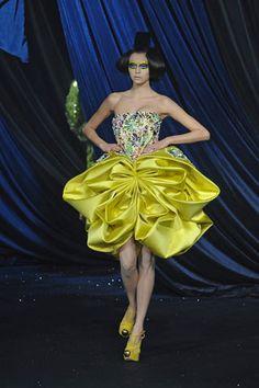 Christian Dior Spring 2008 Couture Collection Photos - Vogue