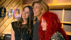 Behind the scenes: How Hoda's 'Truly Brave' song came to be