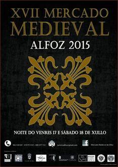 XVII Mercado Medieval en Alfoz