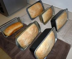 No Knead Bread (5 Loaves in 2 hours!) | Fabulessly Frugal: A Coupon Blog sharing Amazon Deals, Printable Coupons, DIY, How to Extreme Coupon, and Make Ahead Freezer Meals