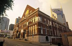 The Ryman Theatre - Nashville