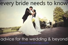 share your advice for brides-to-be on theexcitedbride.com and enter to win cash!
