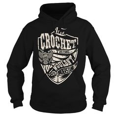 Its a CROCHET Thing (Eagle) - Last Name Surname T-Shirt Order HERE ==> https://www.sunfrog.com/Names/Its-a-CROCHET-Thing-Eagle--Last-Name-Surname-T-Shirt-Black-Hoodie.html?52686 Please tag & share with your friends who would love it  #superbowl #birthdaygifts #christmasgifts