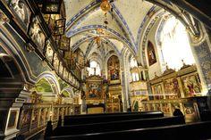 Die Schlosskapelle: heute gilt die Celler Hofkapelle als einziger fast vollständig erhaltener Kirchenraum Deutschlands aus frühprotestantischer Zeit
