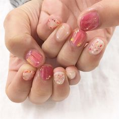 nail inspiration | pinterest @softcoffee