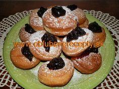 Kefírové šišky Kefir, Doughnut, Sweets, Food, Sweet Pastries, Meal, Gummi Candy, Candy Notes, Essen