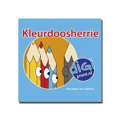 Miniboekje - Kleurdoosherrie http://onderwijsstudio.nl/product/miniboekje-kleurdoosherrie/