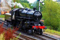Severn Valley Railway - Steam Train