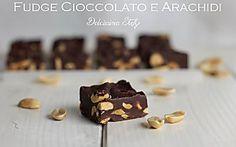 Fudge Cioccolato e Arachidi