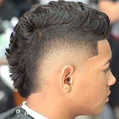 25 Faux Hawk (Fohawk) Haircuts
